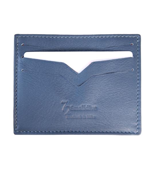 72 Smalldive Artisanal Calfskin Cardholder Robin 01