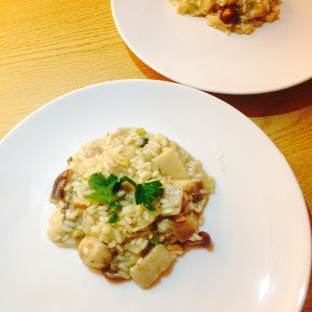 72 Smalldive Dining and Wine Mushrooming Ideas Risotto