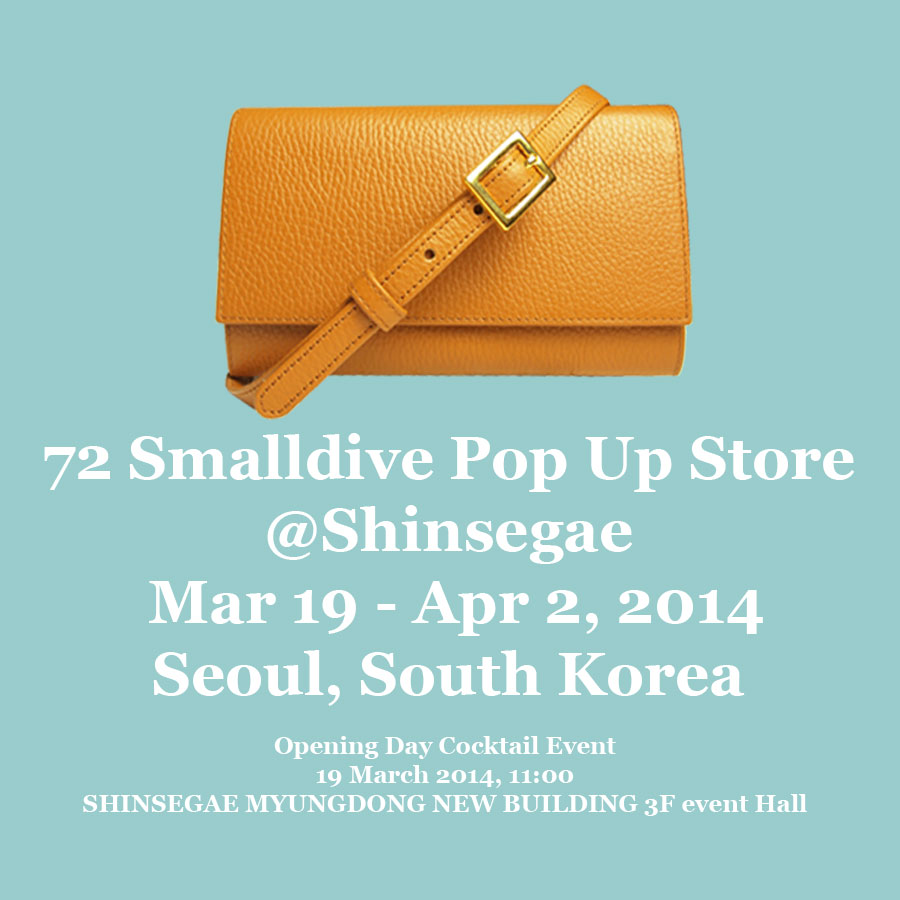 Pop Up Shop @Shinsegae Seoul, South Korea