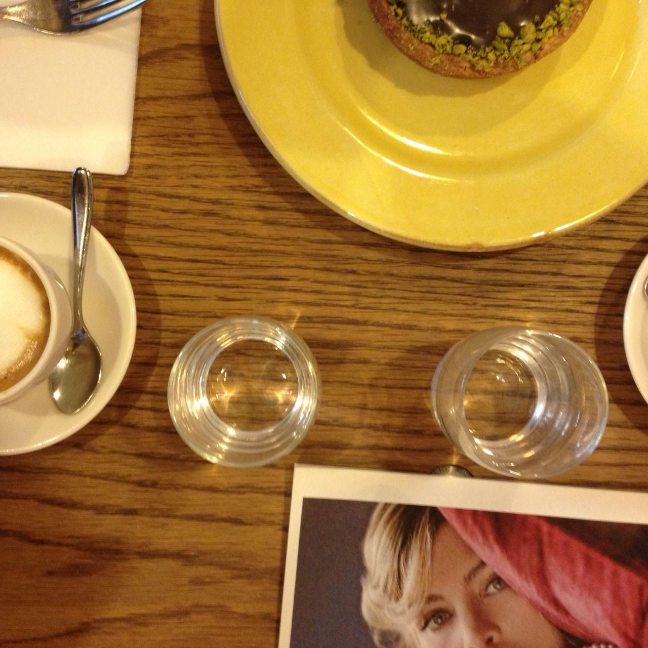 Breakfast at Pasta Madre