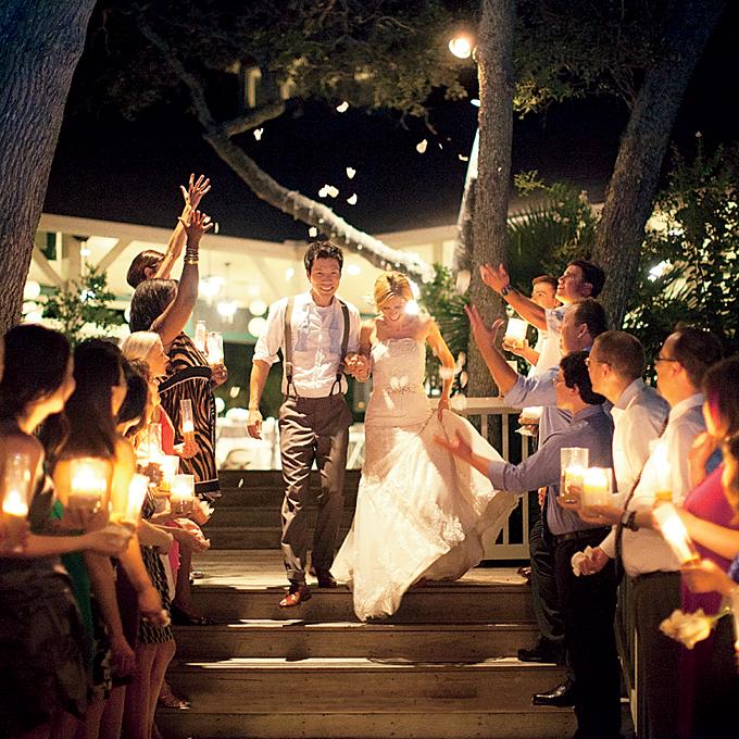 wedding-ceremony-exit-ideas-pillar-candles