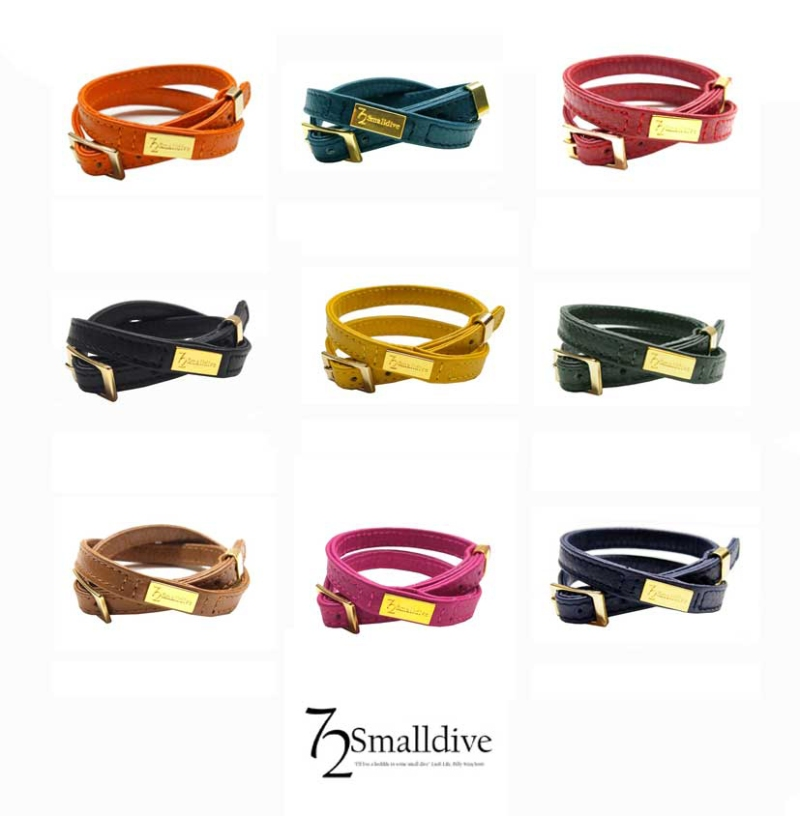 Double-Loop-Leather-Bracele 02