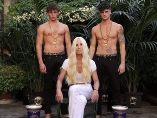 Donatella-Versace
