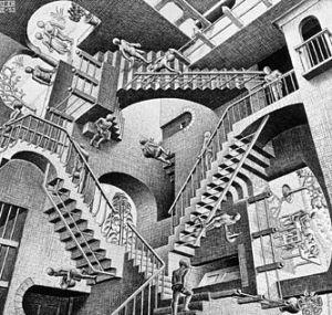 Escher's_Relativity (1)